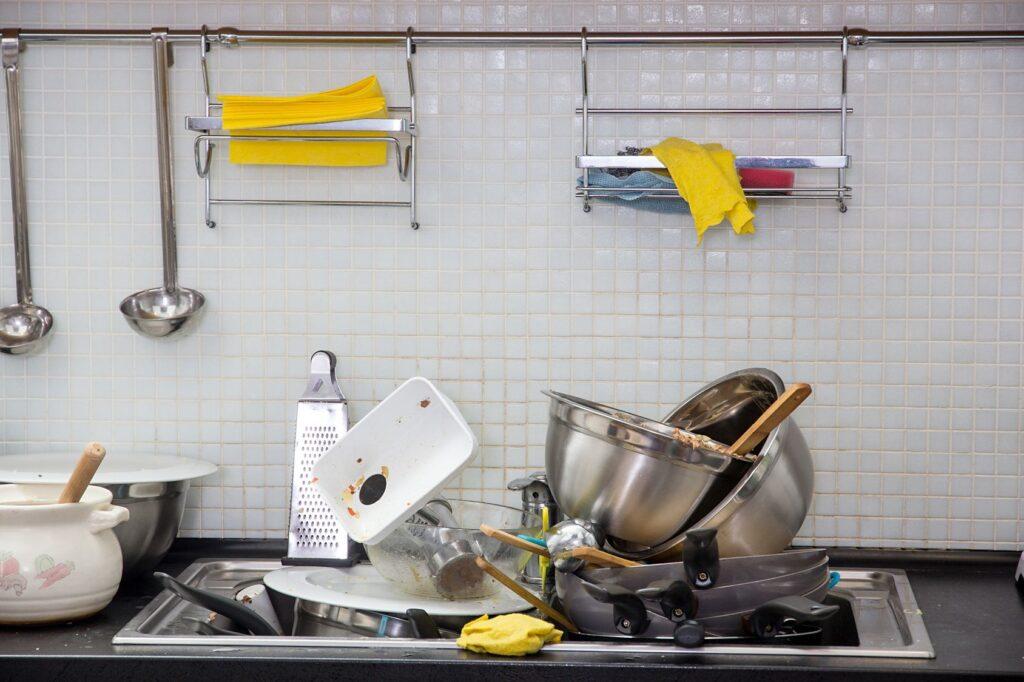 szybkie sprzątanie