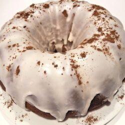 Babka wielkanocna - w czekoladowej odsłonie