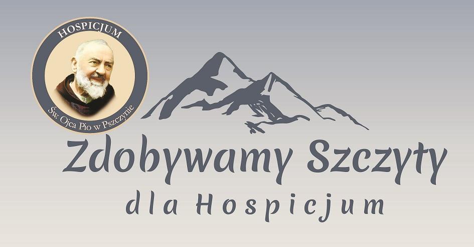 Zdobywamy szczyty dla hospicjum