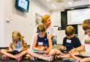 Seniorzy i dzieci projektują wynalazki przyszłości