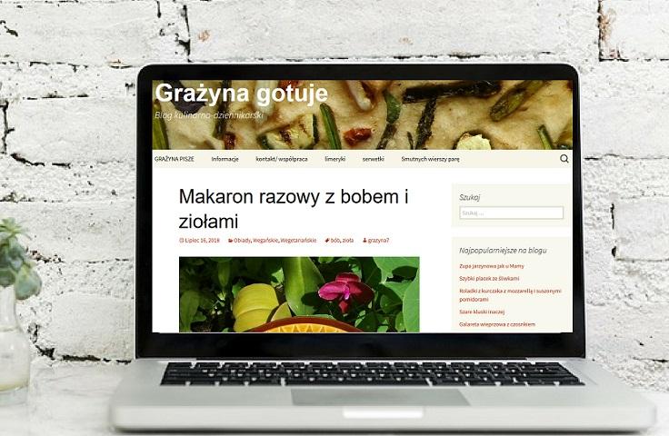 Grażynagotuje.pl
