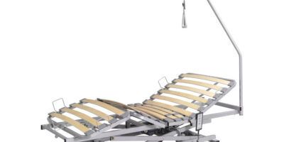 Łóżko rehabilitacyjne dla seniora
