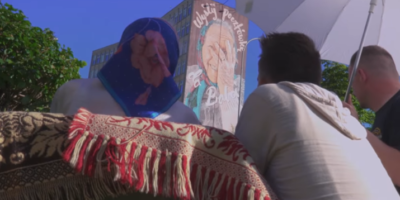 Up To Date Festival znowu zaskakuje – tym razem niezwykłym muralem
