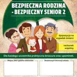 bezpieczna rodzina - bezpieczny senior