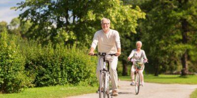 Jak rowery elektryczne wpływają na zdrowie seniorów?