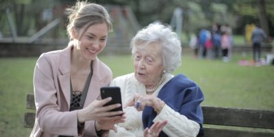 teefon dla seniora
