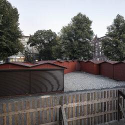 plac Wielkiej Synagogi w Katowicach