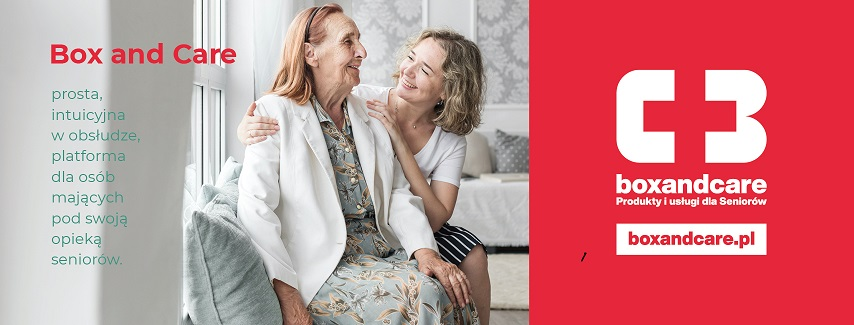 Nowoczesne polskie technologie wspierają seniorów i ich opiekunów